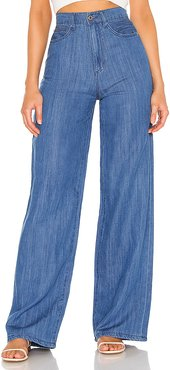 High Rise Wide Leg. - size 26 (also in 24,25,27,28,30,31)