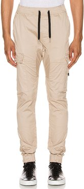 Sureshot Lite Cargo Jogger in Taupe. - size 30 (also in 29,34,36)