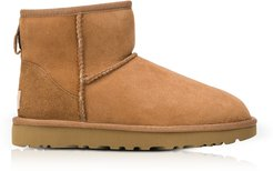 Designer Shoes, Chestnut Classic Mini II Boots