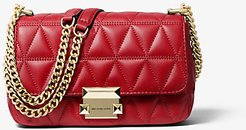 Sloan Small Quilted Leather Crossbody Bag