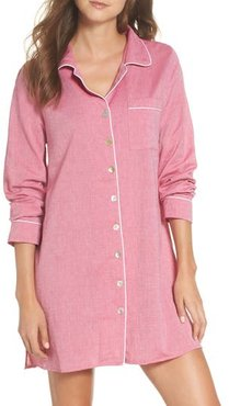 Sleep Shirt, Size X-Large - Pink