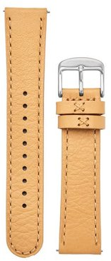 Leather Watch Strap, 20Mm