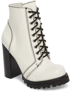 'Legion' High Heel Boot, Size 8.5 M - White