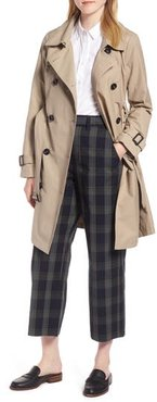 1901 3-In-1 Trench Coat With Vest, Size XX-Large - Beige