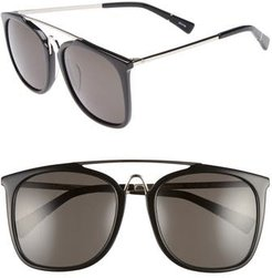 Blanc & Eclare Bangkok 57Mm Polarized Sunglasses -