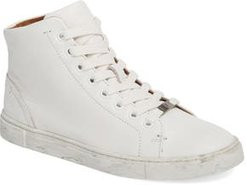 Ivy High Top Sneaker, Size 8.5 M - White