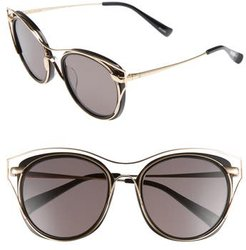 Blanc & Eclare Singapore 55Mm Polarized Sunglasses -