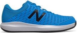 Clay Court 696v4 Men's Tennis Shoes - Blue (MCY696F4)