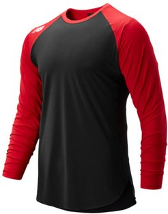 93709 Men's 4040 Select Top - Red/Grey/Black (MT93709REP)