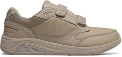 Hook and Loop Leather 928v3 Men's Walking Shoes - Tan (MW928HN3)