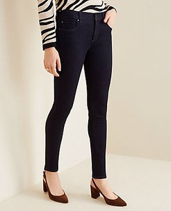 Sculpting Pocket Skinny Jeans in Classic Rinse Wash