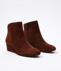 Seychelles Wedge Booties
