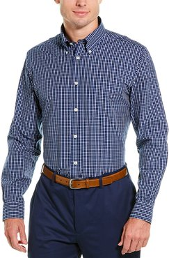 Brooks Brothers 1818 Mixed Check Regent Fit Woven Shirt