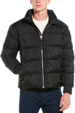 Moose Knuckles Quilted Down Jacket