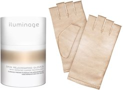 Iluminage Gold Skin Rejuveting Gloves with Anti-Aging (M/L)