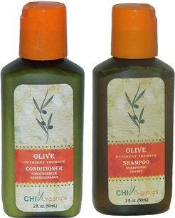 Organics 2pc Organics Olive Nutrient Therapy Shampoo & Conditioner Kit