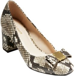 Cole Haan Tali Bow Leather Pump