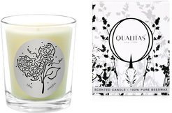 Qualitas Lilac 6.5oz Beeswax Candle