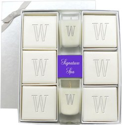 Carved Solutions Personalized Signature Spa Ultimate Gift Set