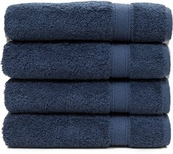 Linum Home Textiles Set of 4 Sinemis Terry Hand Towels