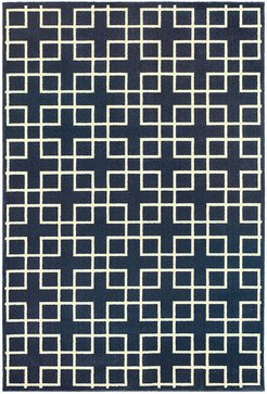 StyleHaven Avon Machine-Made Polypropylene & Polyester Transitional Rug
