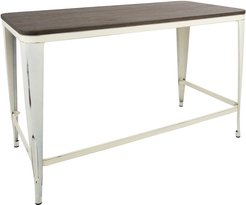 Lumisource Pia Industrial Desk