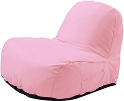 Loungie Cosmic Nylon Bean Bag Floor Chair