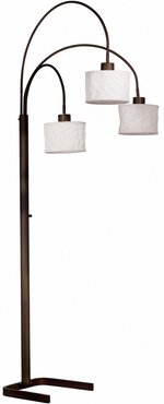 Kenroy 81.5in Graciela Floor Lamp