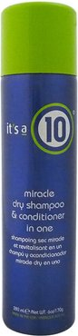 IT'S A 10 6oz Miracle Dry Shampoo & Conditioner in One