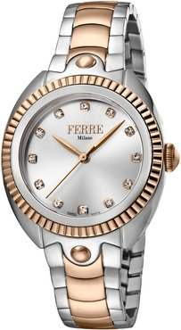 Ferre Milano Women's 316L Stainless Steel Watch
