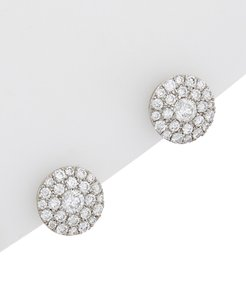 Diana M Jewels 18K 0.92 ct. tw. Diamond Drop Earrings