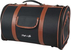 Pet Life Airline Approved Fashion Posh Pet Carrier