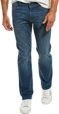 DL1961 Premium Denim Avery Epoxy Modern Straight Leg