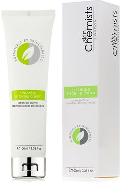 Skin Chemists 3.38oz Botanicals Cleansing & Toning Cream