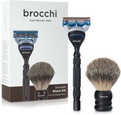 Brocchi For Men by Men Premium Quality Smooth Shave