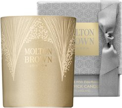 Molton Brown London 6.3oz Vintage 2016 With Elderflower Single Wick Candle