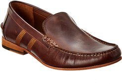 Warfield & Grand Tanner Leather Loafer
