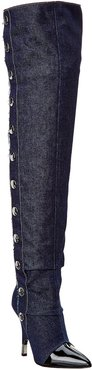 Giuseppe Zanotti Harper Button Over-The-Knee Boot