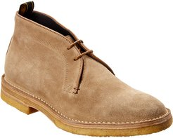 dunhill Touring Desert Suede Boot