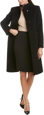 Cinzia Rocco Icons Wool & Cashmere-Blend Coat
