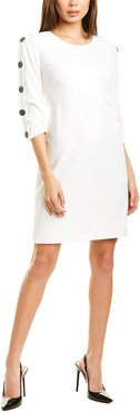 Vince Camuto Crepe Sheath Dress