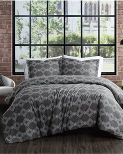 Brooklyn Loom Nina 3PC Comforter Set