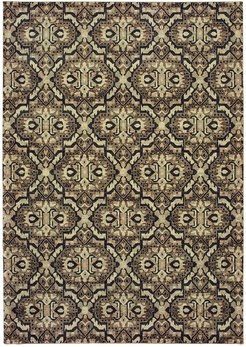 StyleHaven Richland Machine-Woven Polypropylene Updated Traditional Rug