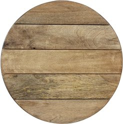 Jean Dubost Wooden Serving Tray