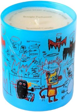 Jm Basquiat Candle