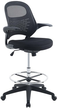 Modway Stealth Mesh Drafting Chair