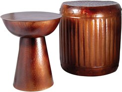 Artistic Home Set of 2 Side Tables
