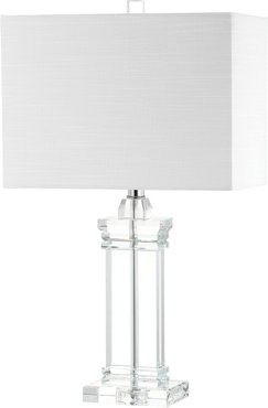 Ophelia 26.5in Crystal LED Table Lamp