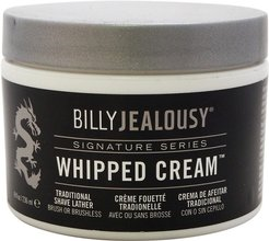 Billy Jealousy for Men 8oz Whipped Cream Traditional Shave Lather