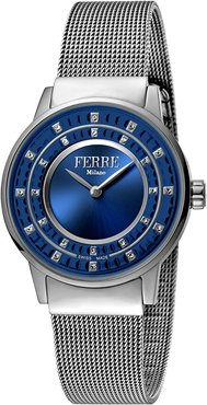 Ferre Milano Women's Mesh Watch